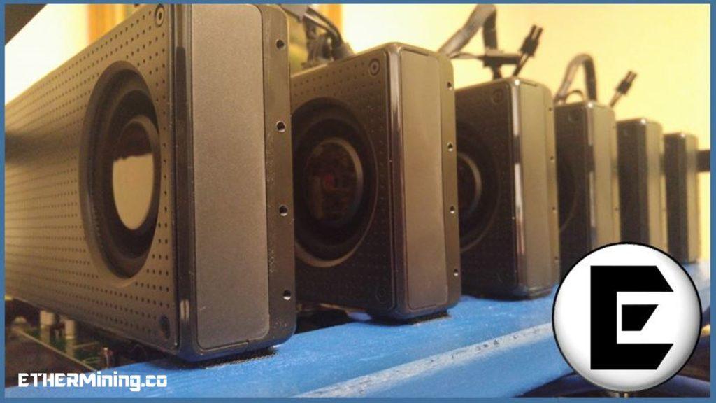 Ether Mining Company - AMD GPUs - Ethereum Mining Rig